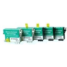 Epson T252XL / 252 XL Remanufactured Printer Ink Cartridge