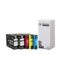 Compatible Canon PGI-2200 XL High Yield Ink Cartridges: 2 Black