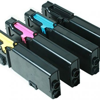Compatible Dell C2660dn / C2665dnf (2660/2665) High Yield Toners: 1 Black