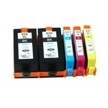 HP 920XL Remanufactured Printer Ink Cartridges