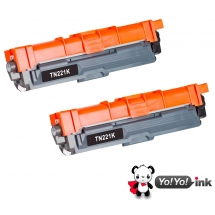 Brother TN221 Compatible Black Printer Toners