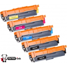 Brother TN221 / TN225 Compatible Printer Toners: