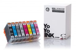 Compatible Canon CLI-42 Ink Cartridge Set for the PIXMA PRO-100 (8 Pack)