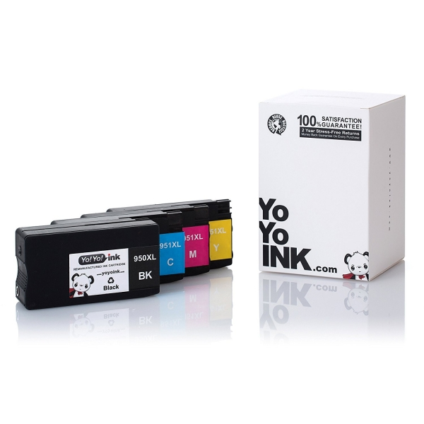 HP 950XL / 951XL Remanufactured Printer Ink Cartridges