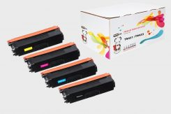 Compatible Brother TN431 / TN433 High Yield Toners: 1 Black