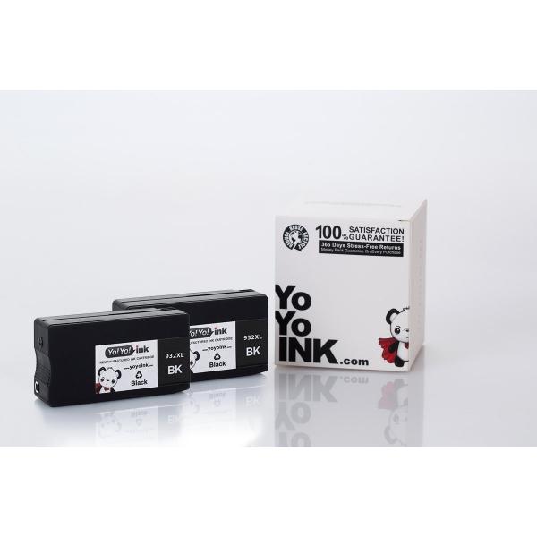 HP 932XL Remanufactured Printer Ink Cartridges