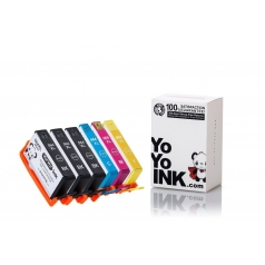 HP 564XL Remanufactured Printer Ink Cartridges