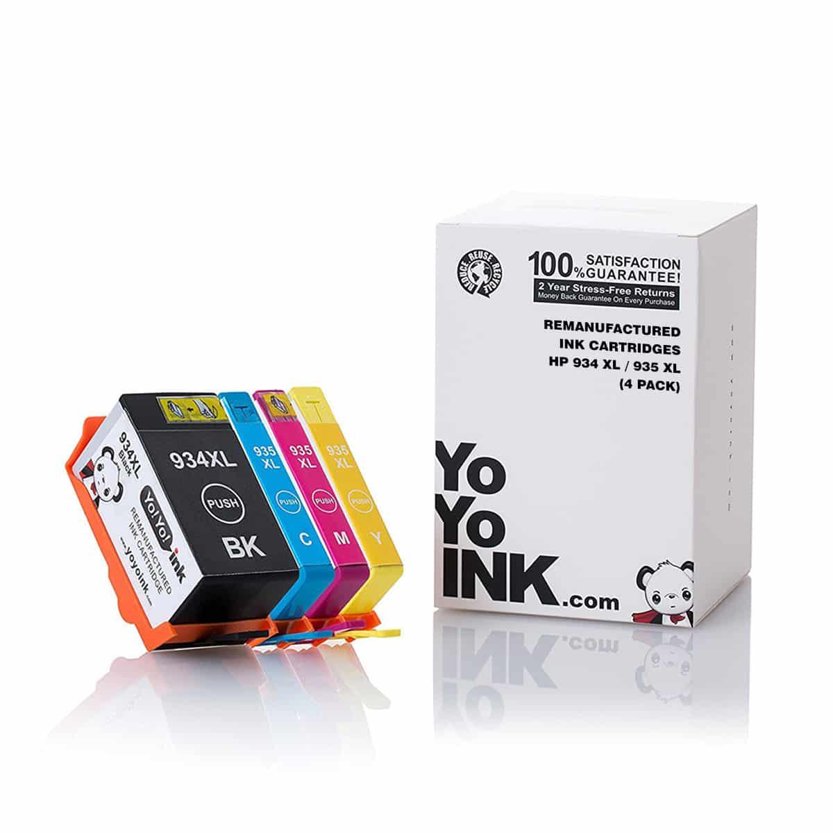 Money Back Guarantee HP 934XL Black Ink Cartridge C2P23AN