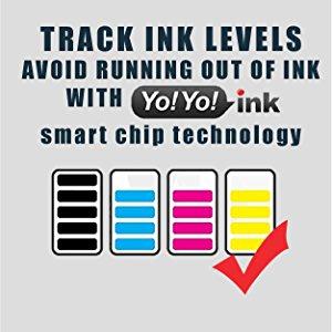 YoYoInk Smart Chip Technology