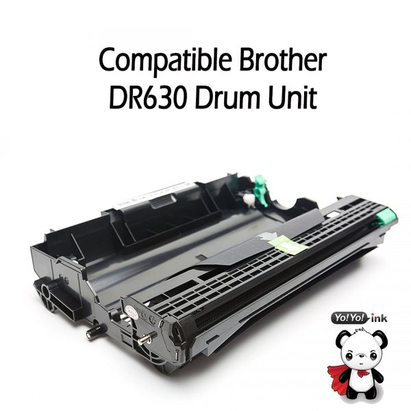 Compatible Brother DR630 Drum Unit