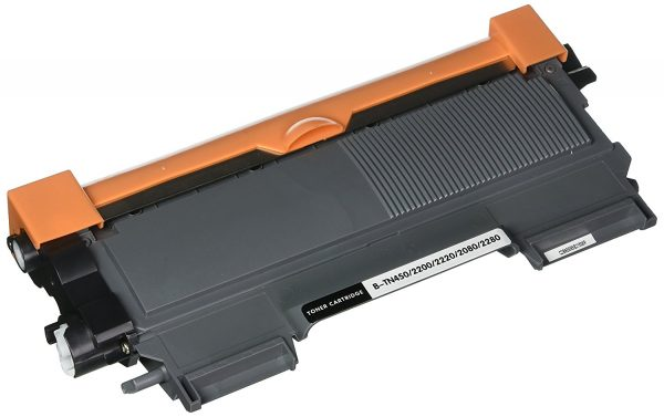 Compatible Toner Cartridge Replacement for Brother TN 450 TN450 TN-450 DR 420 DR420 DR-420 2 Pack (1 Black Toner TN450