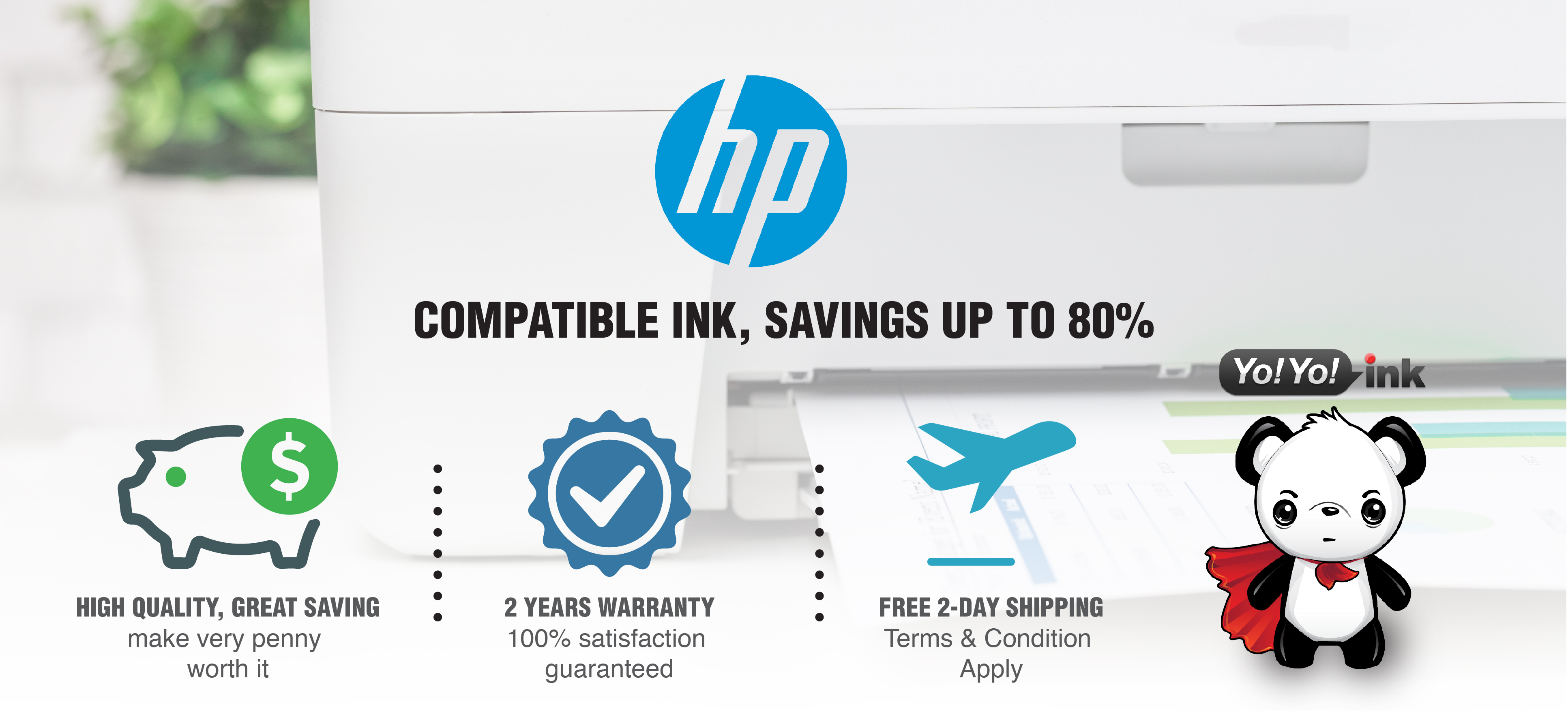 hp printer ink cartridge