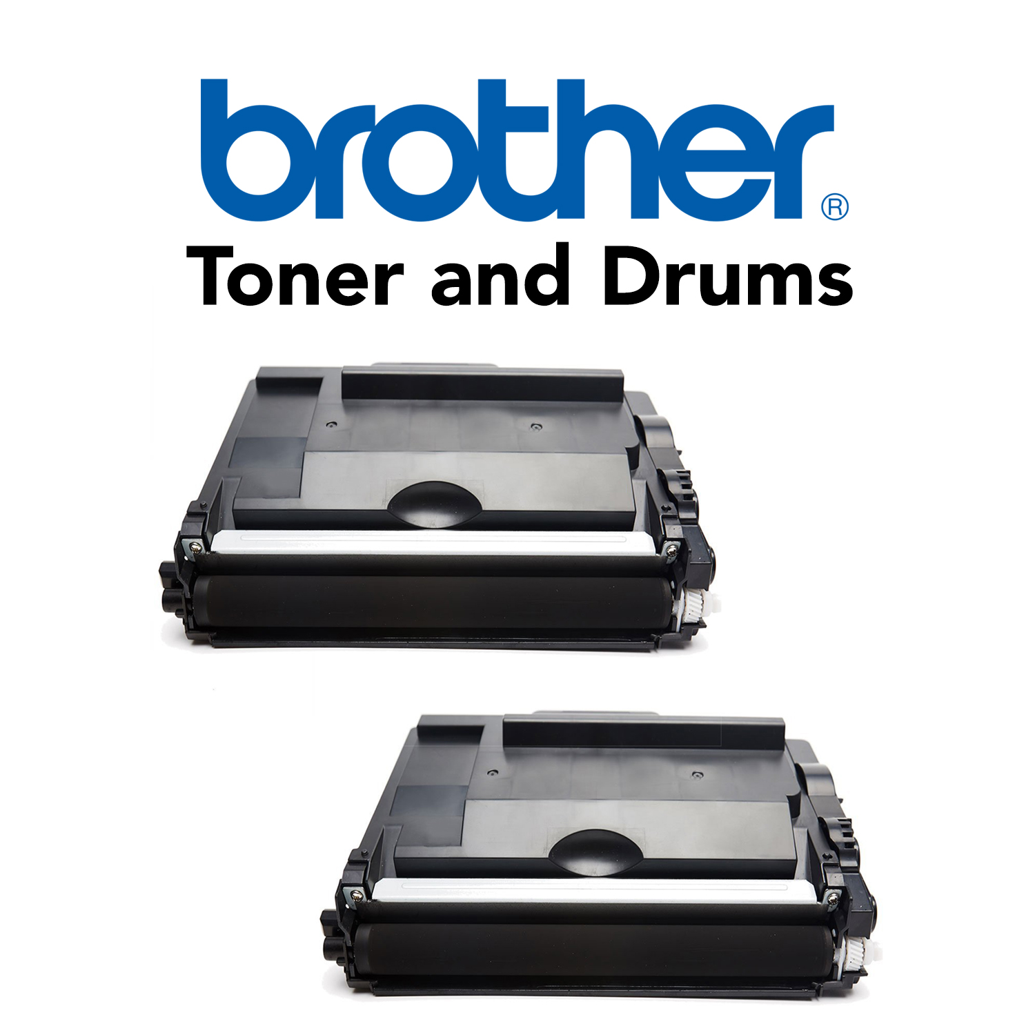 brother toner and drum