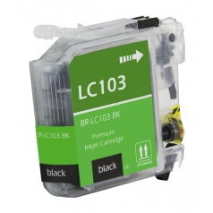 Brother LC103 Black Compatible Printer Ink Cartridge