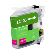 Brother LC103 Magenta Compatible Printer Ink Cartridge