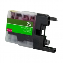 Brother LC75 High Yield Magenta Compatible Printer Ink Cartridge