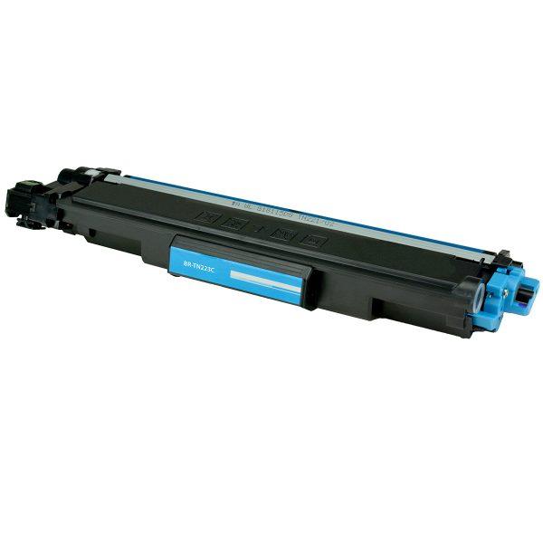 Brother TN223C Cyan Compatible Toner Cartridge