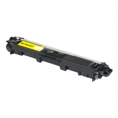 Brother TN225Y High Yield Yellow Compatible Toner Cartridge