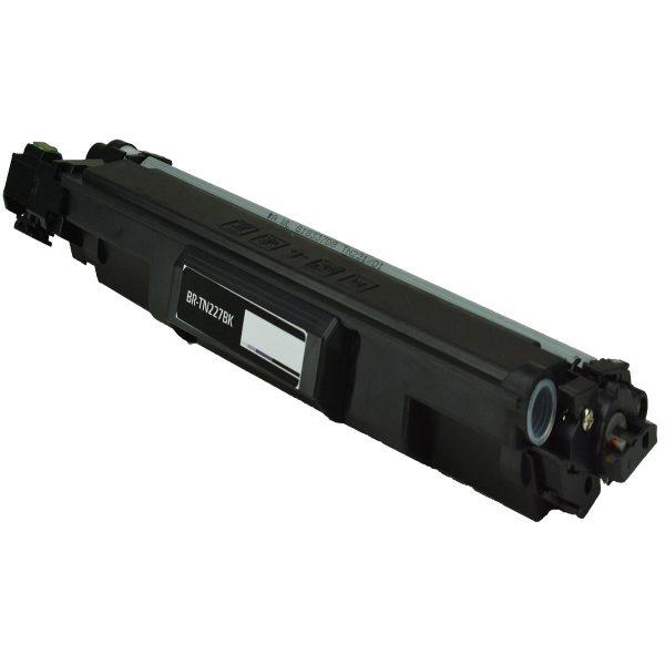 Brother TN227BK High Yield Black Compatible Toner Cartridge