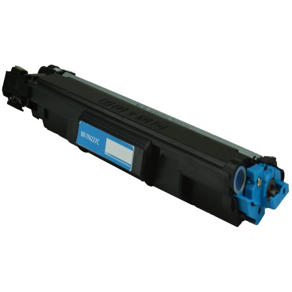 Brother TN227C High Yield Cyan Compatible Toner Cartridge