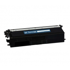 Brother TN433BK Black Compatible Toner Cartridge