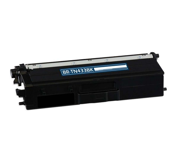 Brother TN433BK Black Compatible Toner Cartridge