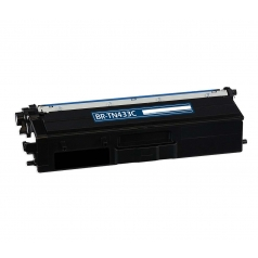Brother TN433C Cyan Compatible Toner Cartridge