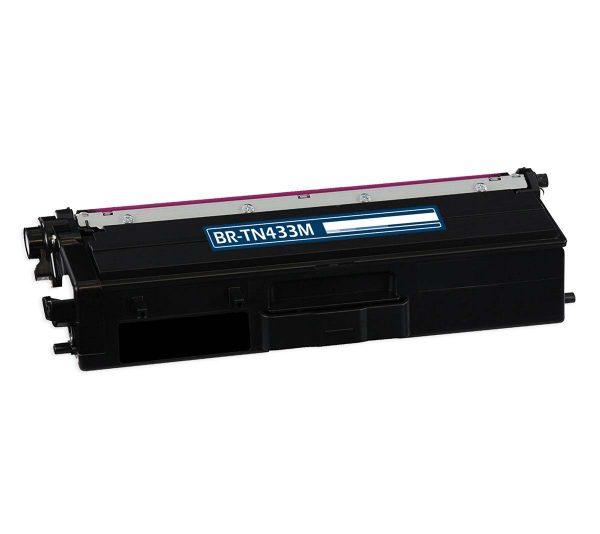 Brother TN433M Magenta Compatible Toner Cartridge