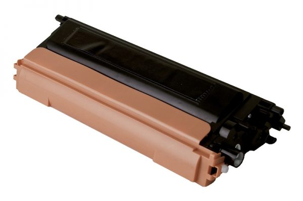 Brother TN115BK High Yield Black Compatible Toner Cartridge