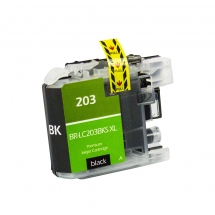 Brother LC203 High Yield Black Compatible Printer Ink Cartridge