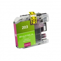 Brother LC203 High Yield Magenta Compatible Printer Ink Cartridge