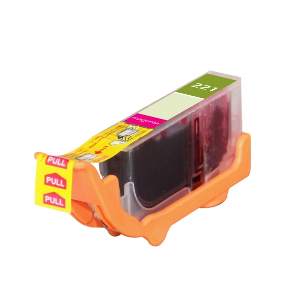 Canon CLI-221 Magenta Compatible Printer Ink Cartridge