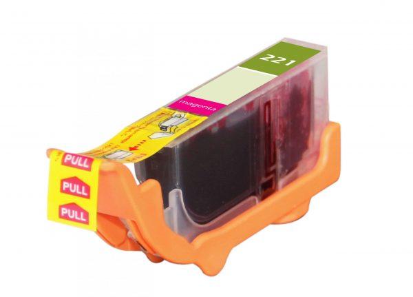 Canon CLI-221 Magenta Compatible Printer Ink Cartridge