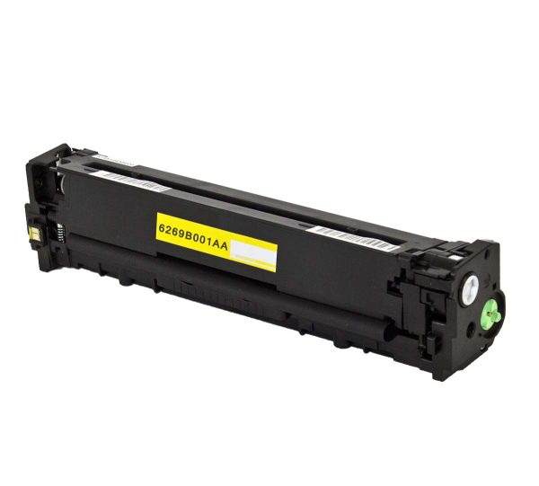Canon CRG-131Y Yellow Compatible Toner Cartridge