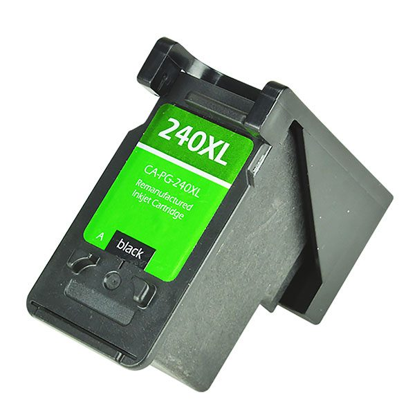 Canon PG-240 XL High Yield Black Compatible Printer Ink Cartridge