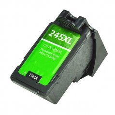 Canon PG-245 XL High Yield Black Compatible Printer Ink Cartridge
