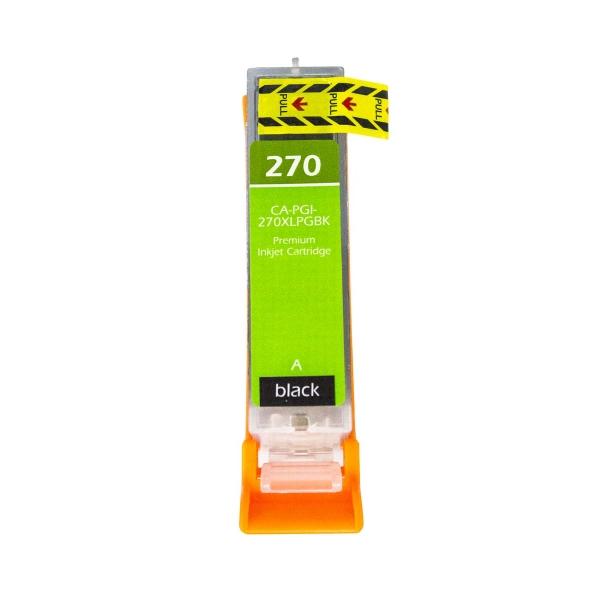 Canon PGI-270 XL High Yield Black Compatible Printer Ink Cartridge