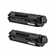 HP12A Black Compatible Toner Cartridge