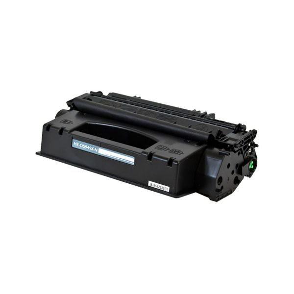HP49X High Yield Black Compatible Toner Cartridge