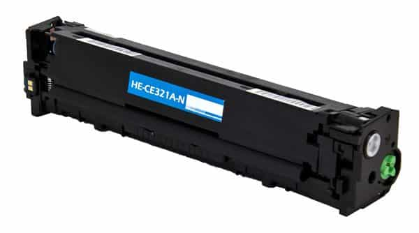 HP128A Cyan Compatible Toner Cartridge