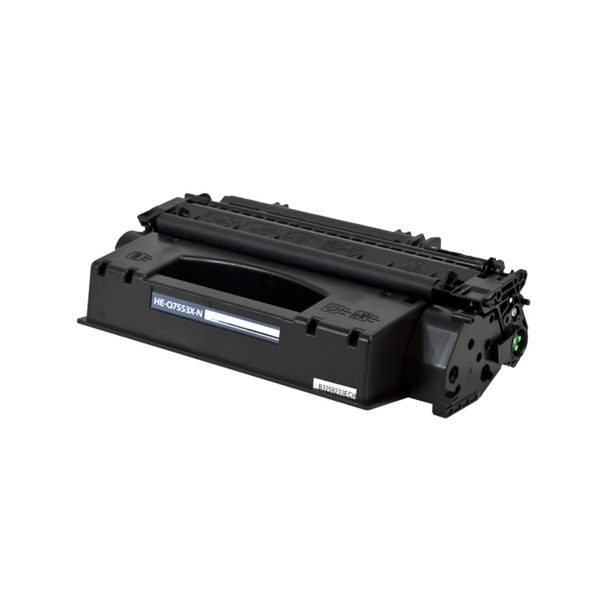 HP53X High Yield Black Compatible Toner Cartridge
