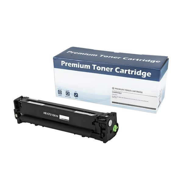 HP131X High Yield Black Compatible Toner Cartridge