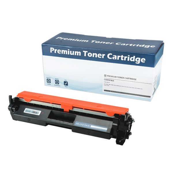 HP17A High Yield Black Compatible Toner Cartridge