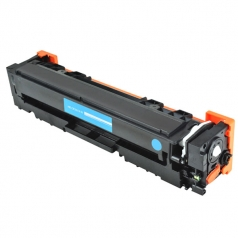 HP202X High Yield Cyan Compatible Toner Cartridge