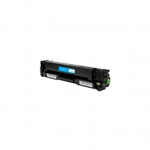 HP201X High Yield Cyan Compatible Toner Cartridge