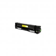 HP201X High Yield Yellow Compatible Toner Cartridge