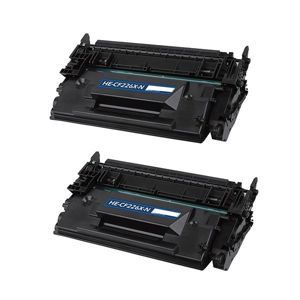 HP26X High Yield Black Compatible Toner Cartridge