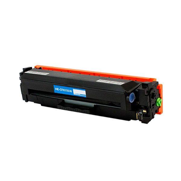 HP410X High Yield Cyan Compatible Toner Cartridge