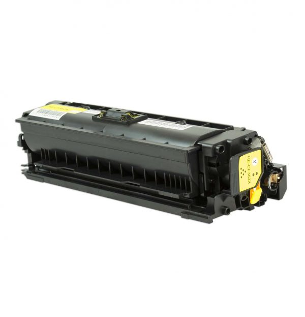 HP508X High Yield Yellow Compatible Toner Cartridge