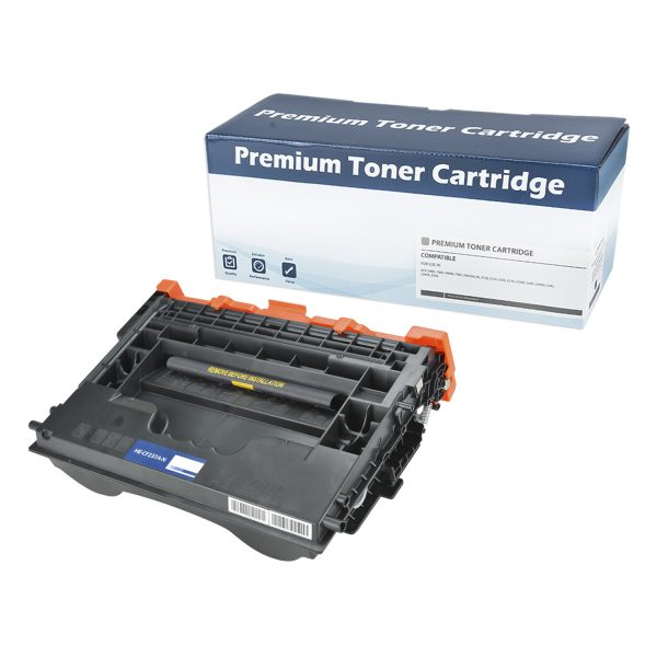 HP37A Black Compatible Toner Cartridge